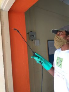 Anti termite treatment in Visharam